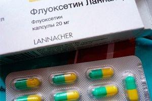 Fluoxetin 20 mg zur Gewichtsreduktion
