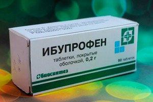 Stillen Ibuprofen